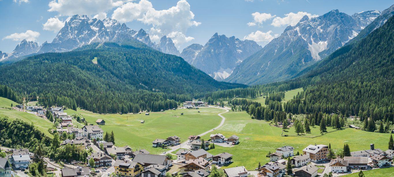 Benvenuti a Sesto nelle Tre Cime Dolomiti - paese amato ...